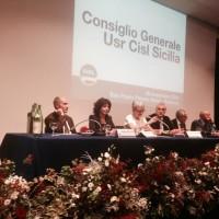 Mimmo Milazzo eletto Segretario Generale dell'USR Cisl Sicilia
