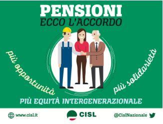 cisl pensioni