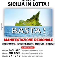 il 7 maggio manifestazione regionale a Palermo