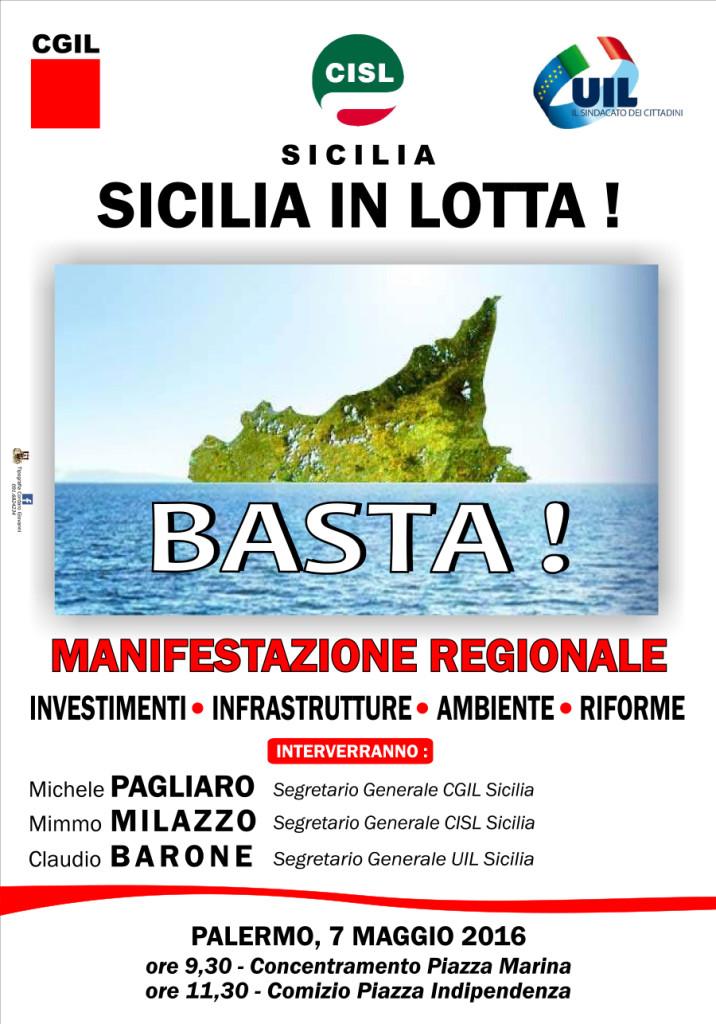 sicilia in lotta