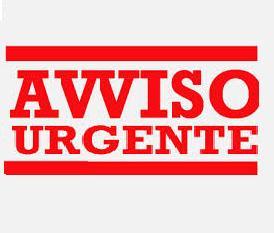 avviso-urgente