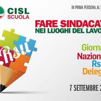 Giornata nazionale RSU e Delegati