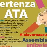 Vertenza ATA: la piattaforma e il volantino per la mobilitazione unitaria