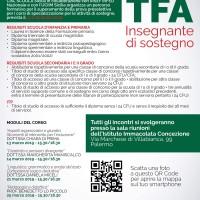 Corso di preparazione alla prova di accesso al Tfa sostegno : indicazioni operative
