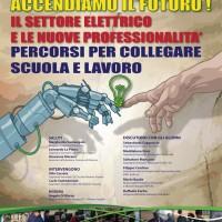 ACCENDIAMO IL FUTURO! 27 FEBBRAIO 2020 ORE 10 ALL'IISS A.VOLTA