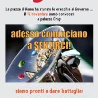 """La piazza """"stura le orecchie"""" al Governo: lunedì sindacati a palazzo Chigi"""