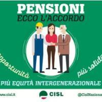 Pensioni. Entrata nel vivo la Campagna informativa Cisl