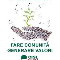 II° Congresso Territoriale Cisl Scuola Palermo Trapani